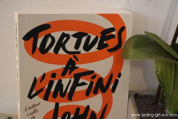 Tortues à l'infini - John Green - Résumé du livre