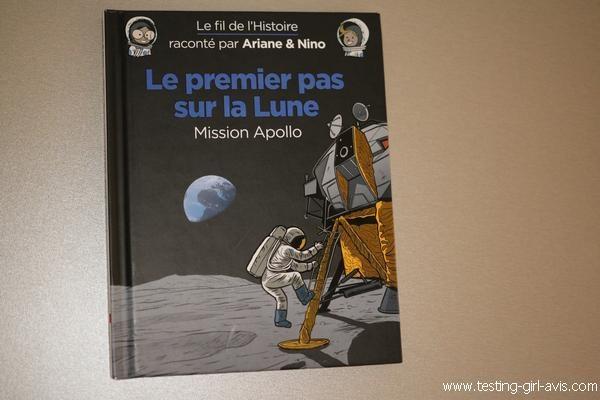 Le premier pas sur la lune - Mission Apollo