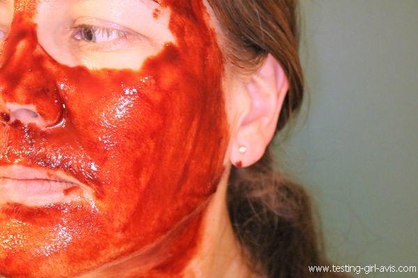 Utiliser un démaquillant - Faire le masque - Poser le masque - Temps de pose