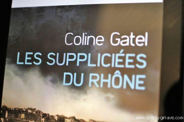 Coline Gatel - Les suppliciées du Rhône - Un polar historique sur l'anthropologie criminelle