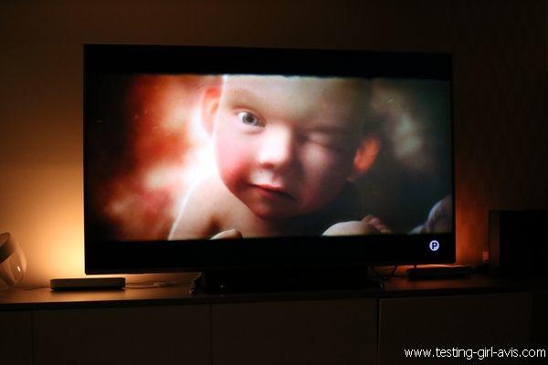 Une ambiance au-delà de la télévision