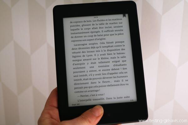 Pourquoi une liseuse Kindle Amazon ?