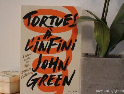 Tortues à l'infini - John Green - Livre