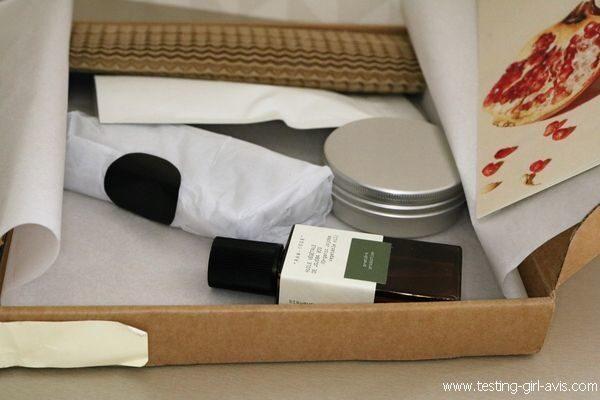 Cadeau Femme Original - Kit beauté maison Typology