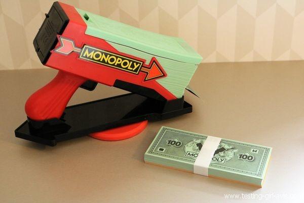 Jeux et jouets - Hasbro Monopoly Cash Grab