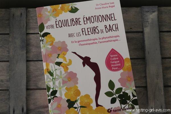Vote équilibre émotionnel avec les fleurs de Bach - Avis