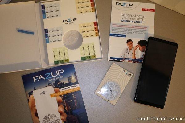 Le kit FAZUP - se protéger du rayonnement électromagnétique