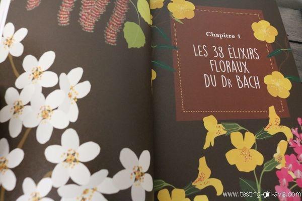 Les 38 elixirs floraux