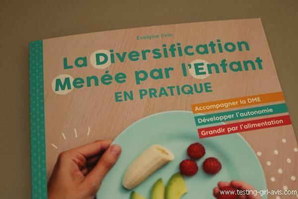 LA DME en pratique par Evelyne Evin - Le livre - Alimentation bébé