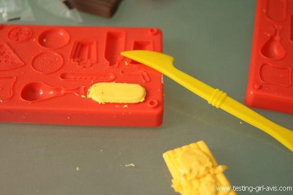 Fabrication du pain du Hot-Dog