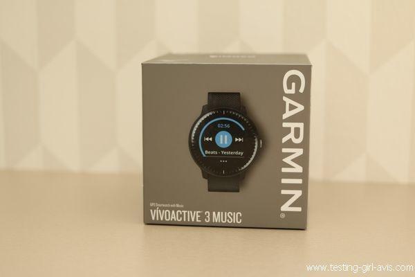 La montre Garmin Vivoactive 3 Music c'est quoi ?