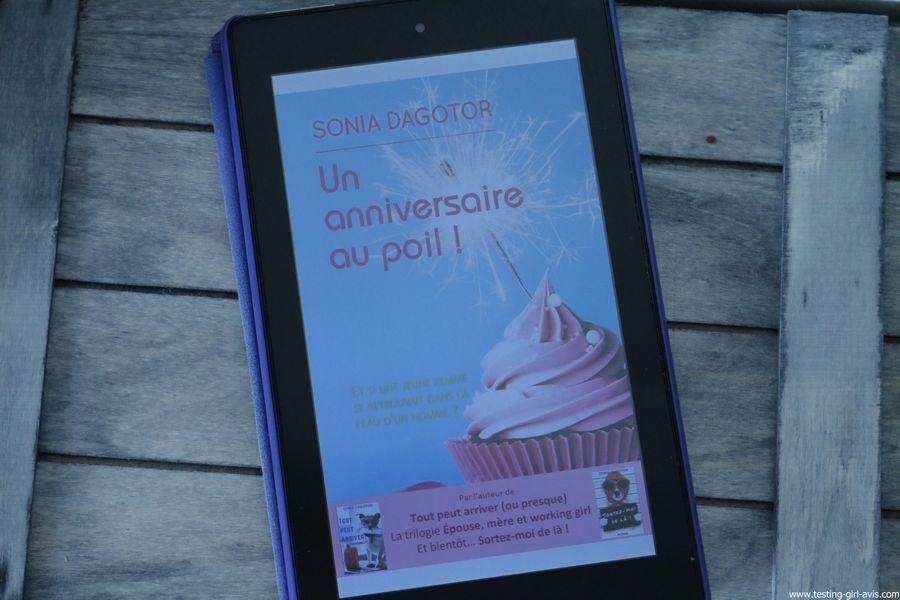 10 livres à lire cet été - Un anniversaire au poil ! - Sonia Dagotor