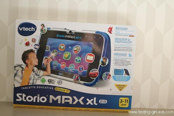 La tablette Storio Max XL 2.0 - Nouvelle tablette sous android