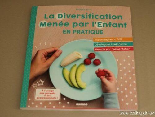 LA DME en pratique par Evelyne Evin - Alimentation autonome