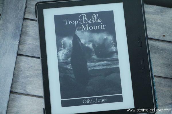 10 livres à lire cet été - Trop belle pour mourir - Olivia Jones