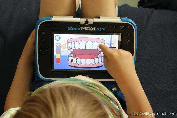 Tablette VTech Max XL 2.0 - Test et Avis
