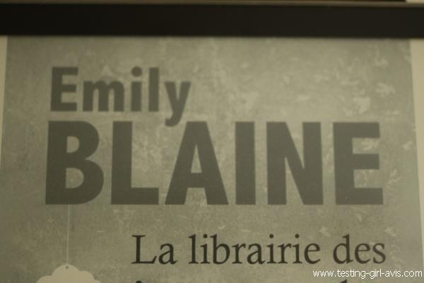 Emily Blaine - Auteure