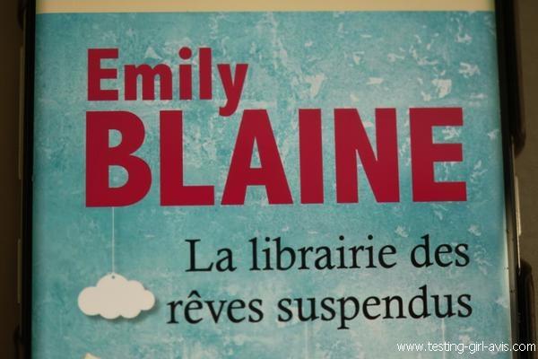 La librairie des rêves suspendus - Le résumé