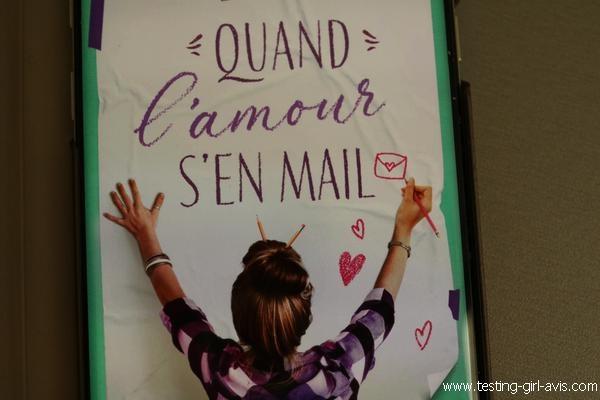 Quand l'amour s'en mail - Tamara Balliana - Livre publié aux éditions Montlake Romance