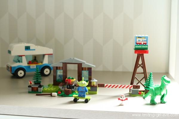 Toy Story 4 - Jouet LEGO 4+ - Vacances en camping-car