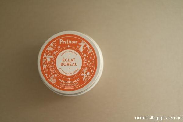 Polaar - Crème Lissante Eclat Boréal à l'Olivier de Sibérie