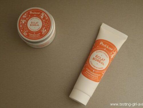 Polaar éclat Boréal - Avis sur le fluide et la crème lissante