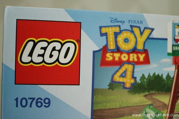 LEGO Toy Story 4 - Jeux et Jouets