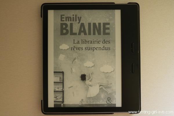 La librairie des rêves suspendus - Emily Blaine [Chronique] - Livre publié aux éditions Harlequin