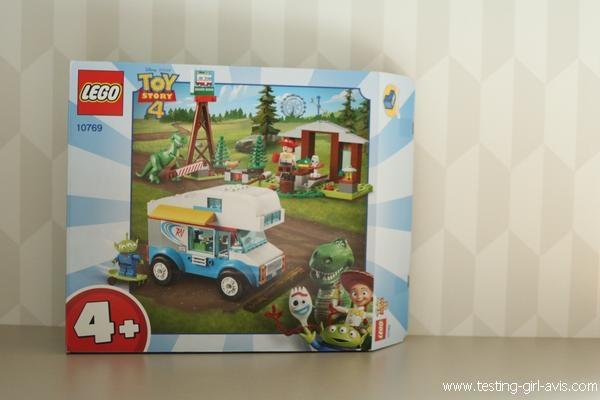 LEGO Disney Pixar Toys Story 4 - Les vacances en camping-car