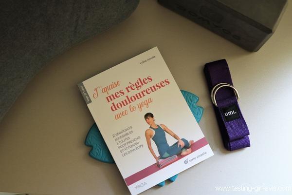 J'apaise mes règles douloureuses avec le yoga - Avis