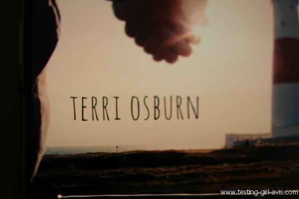 Terri Osburn - Auteure