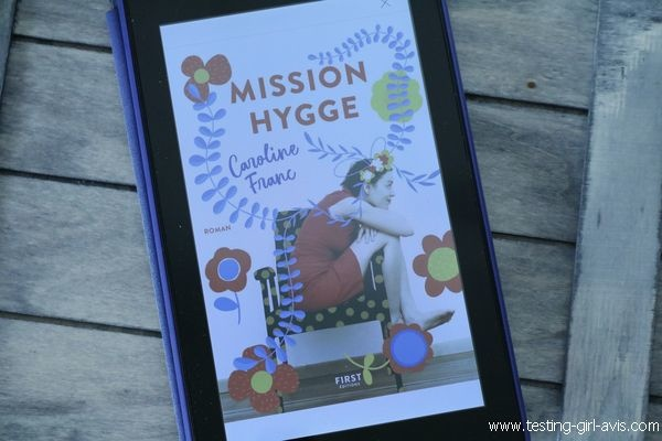 Mission Hygge - Caroline FRANC [Chronique] - Livre développement personnel