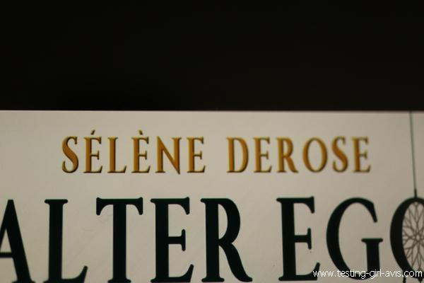 Au-delà des apparences - Alter Ego (Tome 1) de Sélène Derose - Auteur