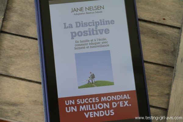 La discipline positive - Jane Nelsen - En famille et à l'école - Livre de développement personnel