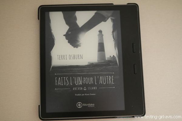 Faits l'un pour l'autre - Anchor Island Tome 1 - Terri Osburn - Relation amoureuse impossible