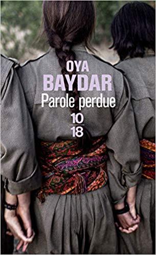 Parole perdue de Oya BAYDAR