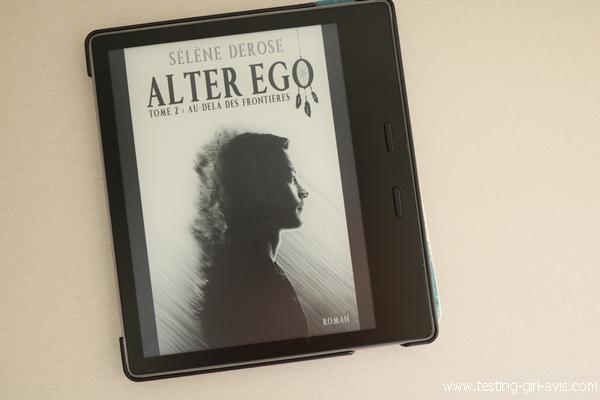 Au-delà des frontières- Alter Ego T2- Avis