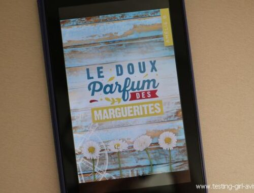 Le doux parfum des marguerites de Amélie B. [Chronique] - romance, suspense, émotion, évasion, auto-édition