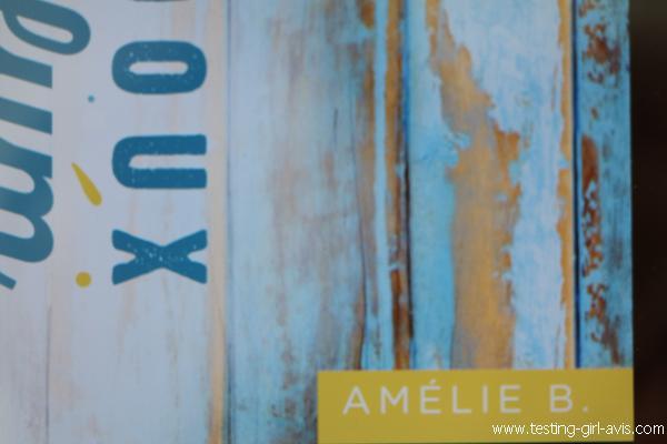 Amélie B. - Auteure Auto-éditée