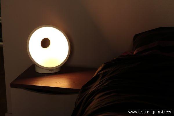 Philips Somneo : Pour un réveil en douceur
