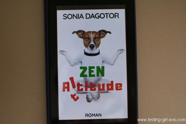 Zen Altitude de Sonia Dagotor [Chronique] - roman feel-good