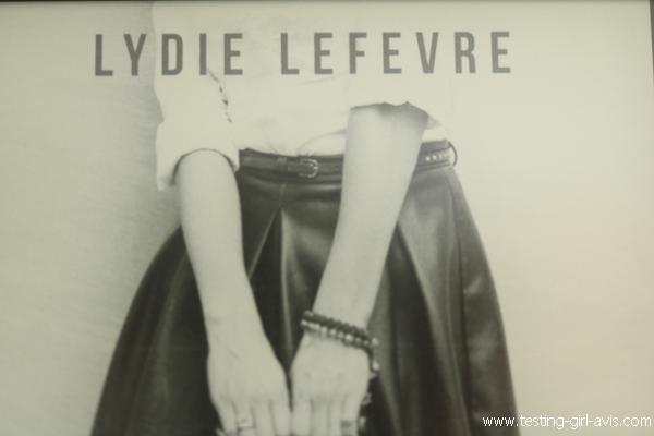 LYDIE LEFEVRE - Auteure auto-éditée