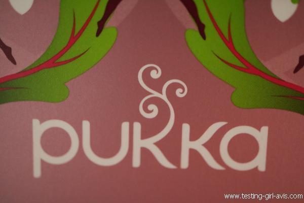 Pukka Herbs - La marque