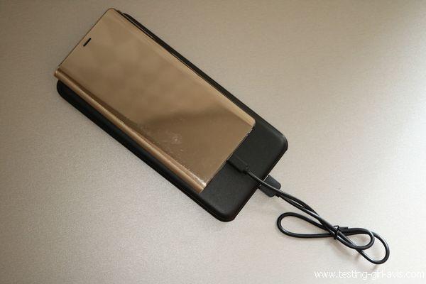 Batterie externe 20000mAh Aukey - Mon avis