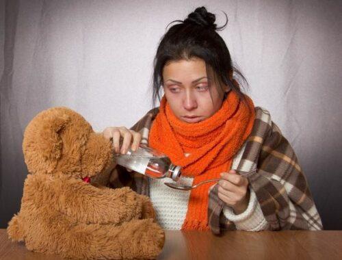 5astuces pour soigner un rhume naturellement - infection virale