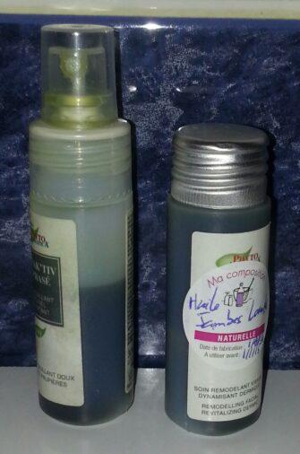 L'huile pour jambes lourdes utilisable pendant la grossesse DIY