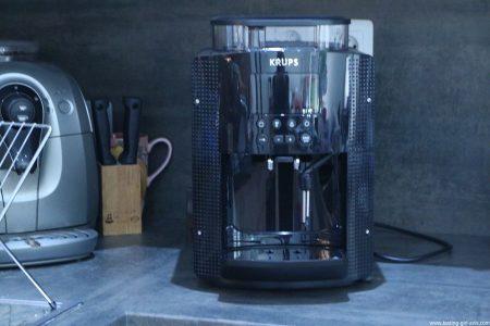 La machine à café expresso Essential Krups