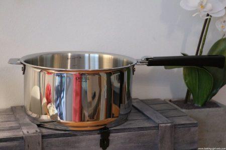 Cristel : Une casserole, 4 styles et la qualité !