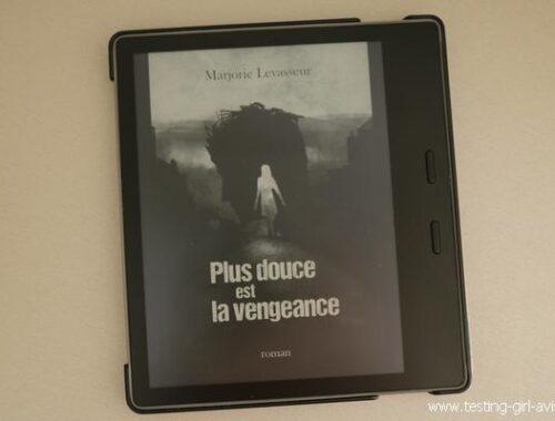 Plus douce est la vengeance de Marjorie Levasseur [Chronique] Thriller psychologique