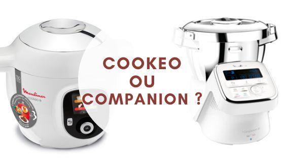 cookeo ou companion moulinex